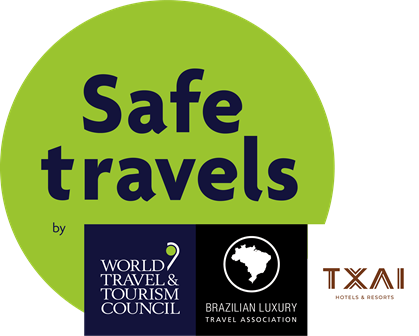 Safe travels WORLD TRAVEL & TOURISM COUNCIL